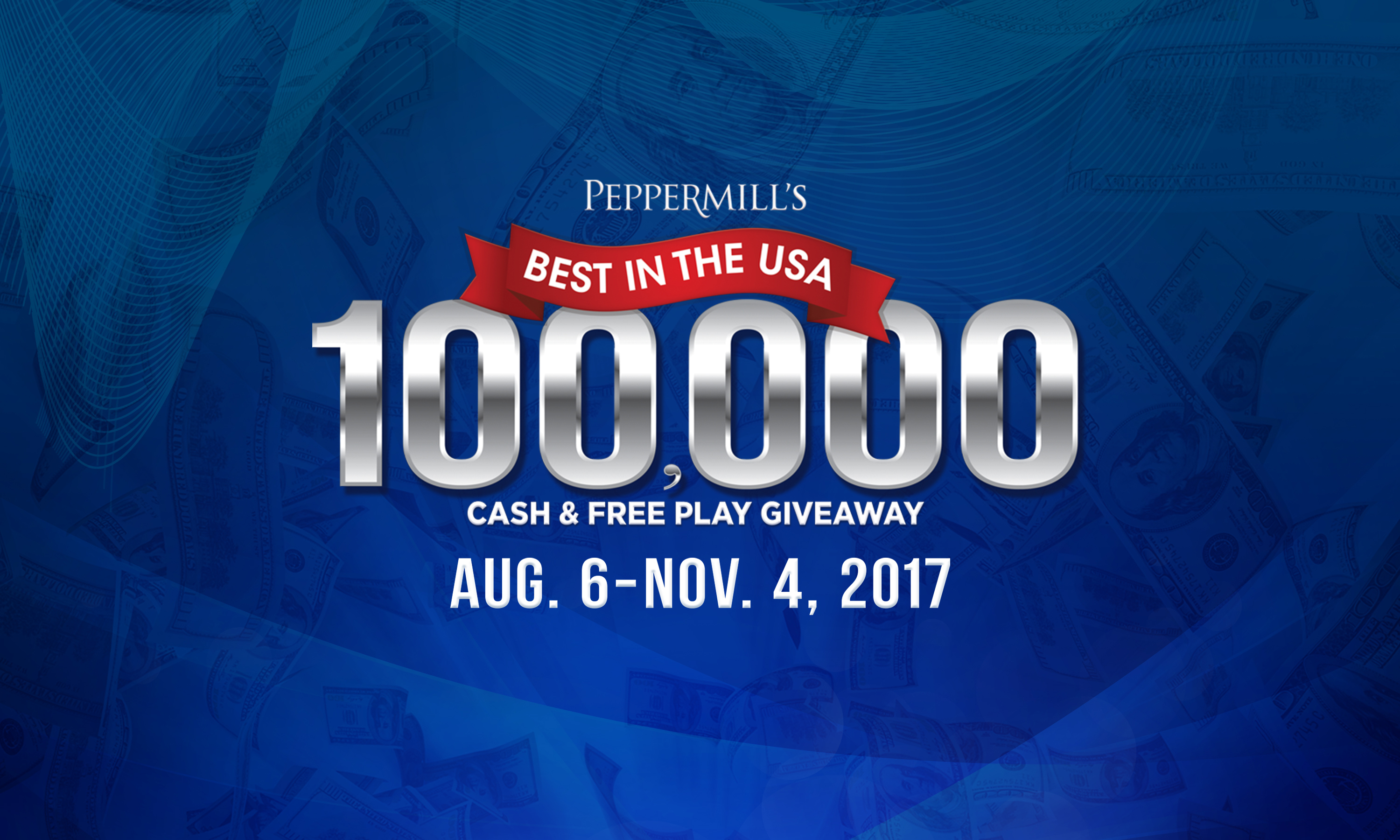 peppermill casino reno offers