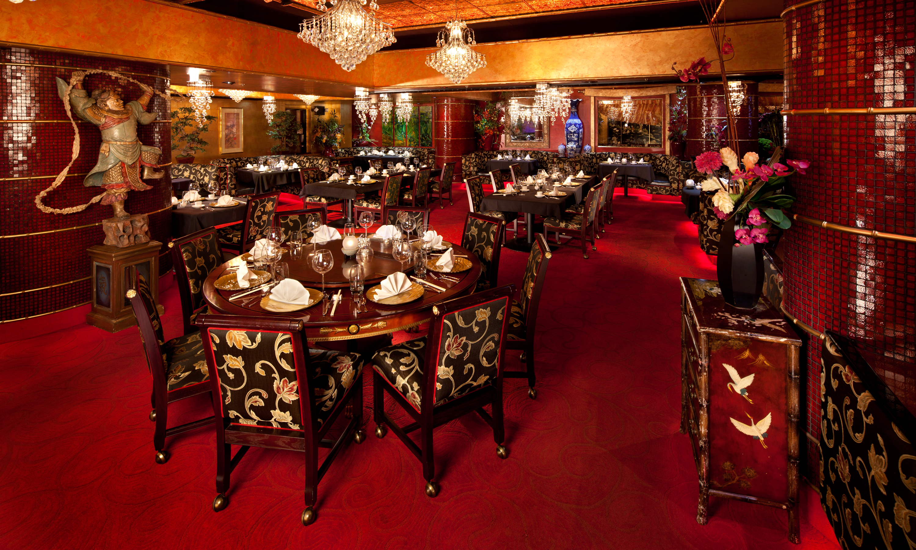 Chi Peppermill Reno Fine Asian Cuisine