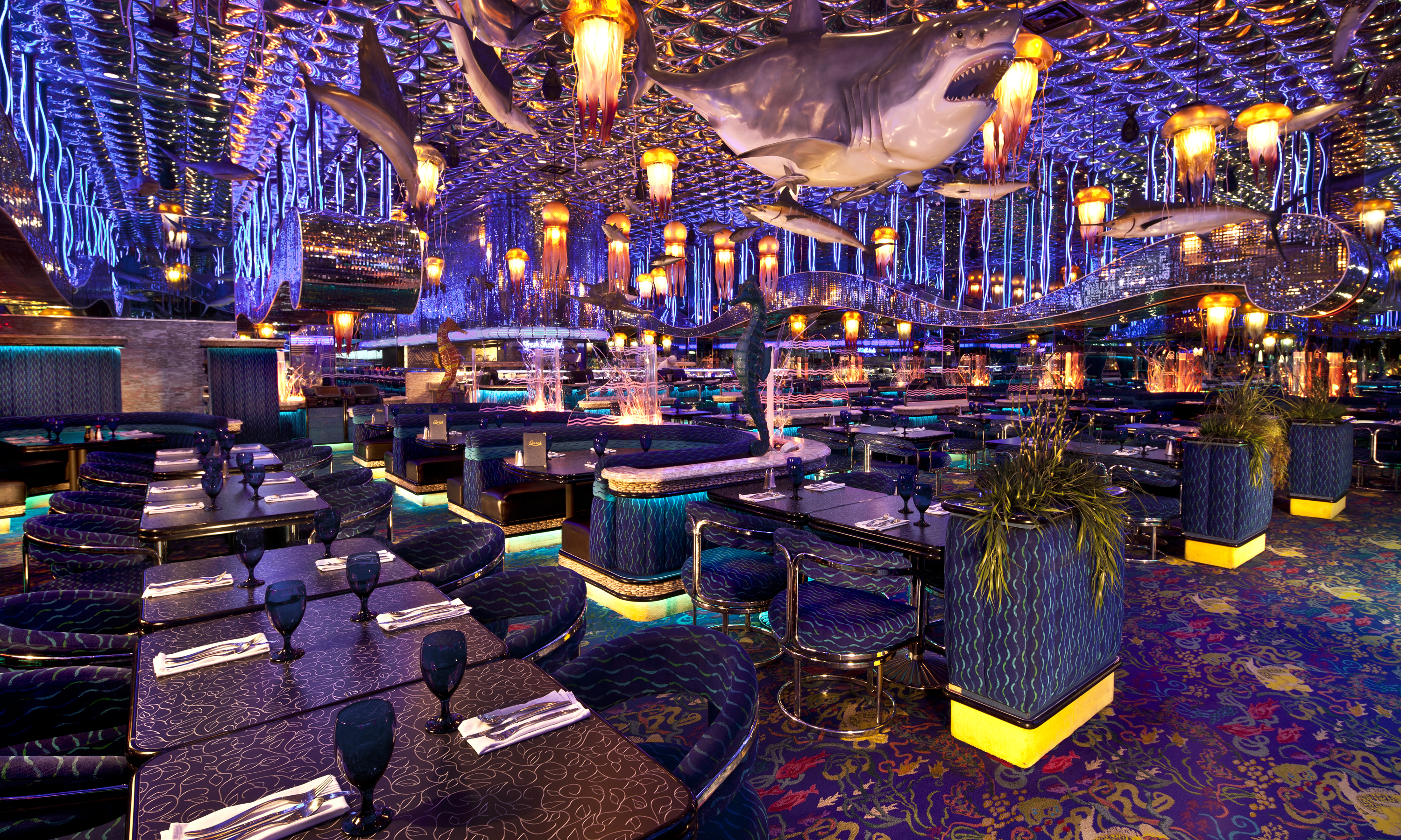Oceano Peppermill Reno Casual Dining