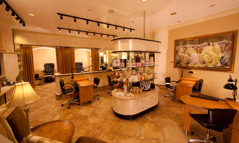 Salon Menu