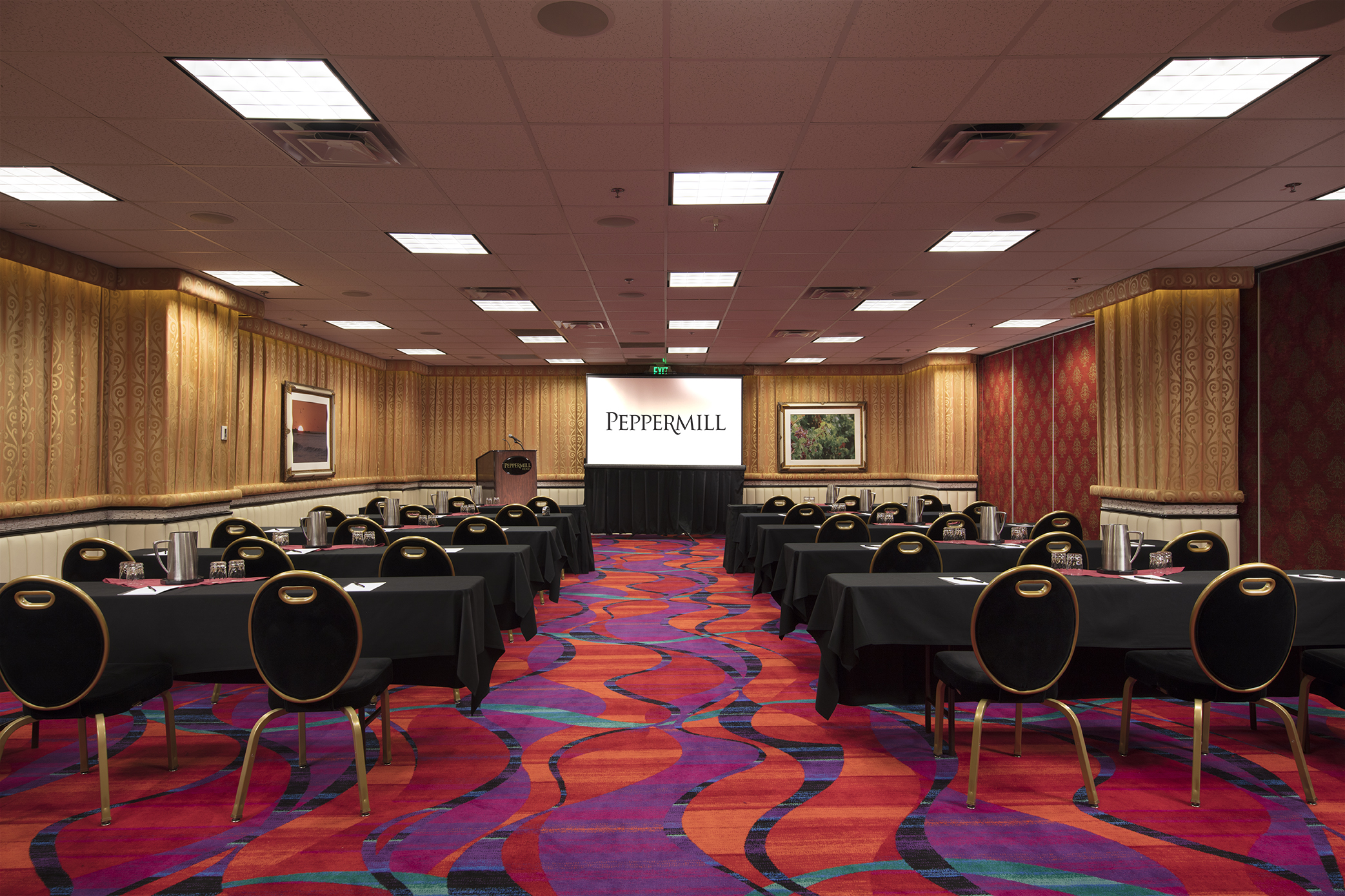 Peppermill Meeting Rooms