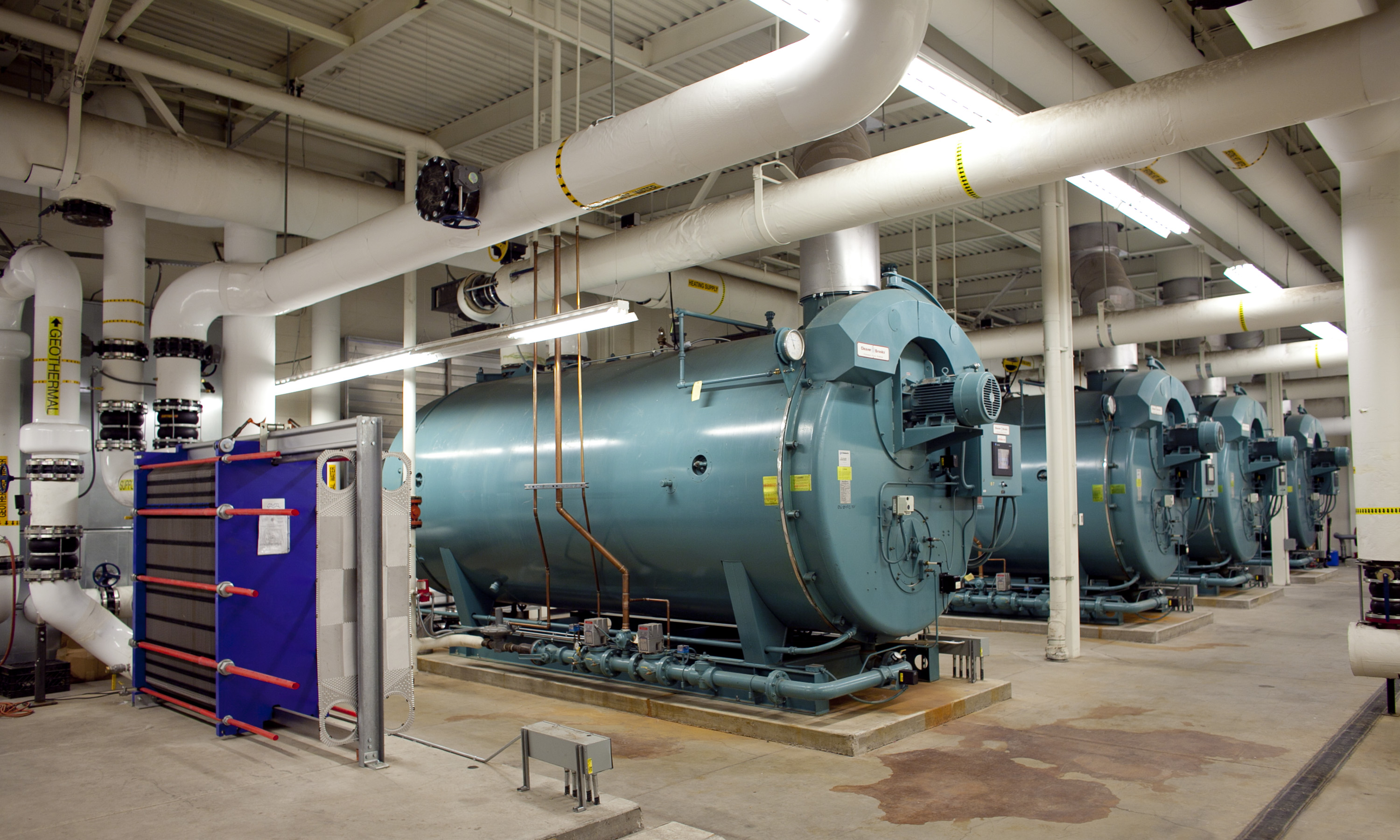 Geothermal Energy Going Green At Peppermill Resort Spa