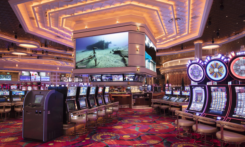 Fu lu shou slot machine