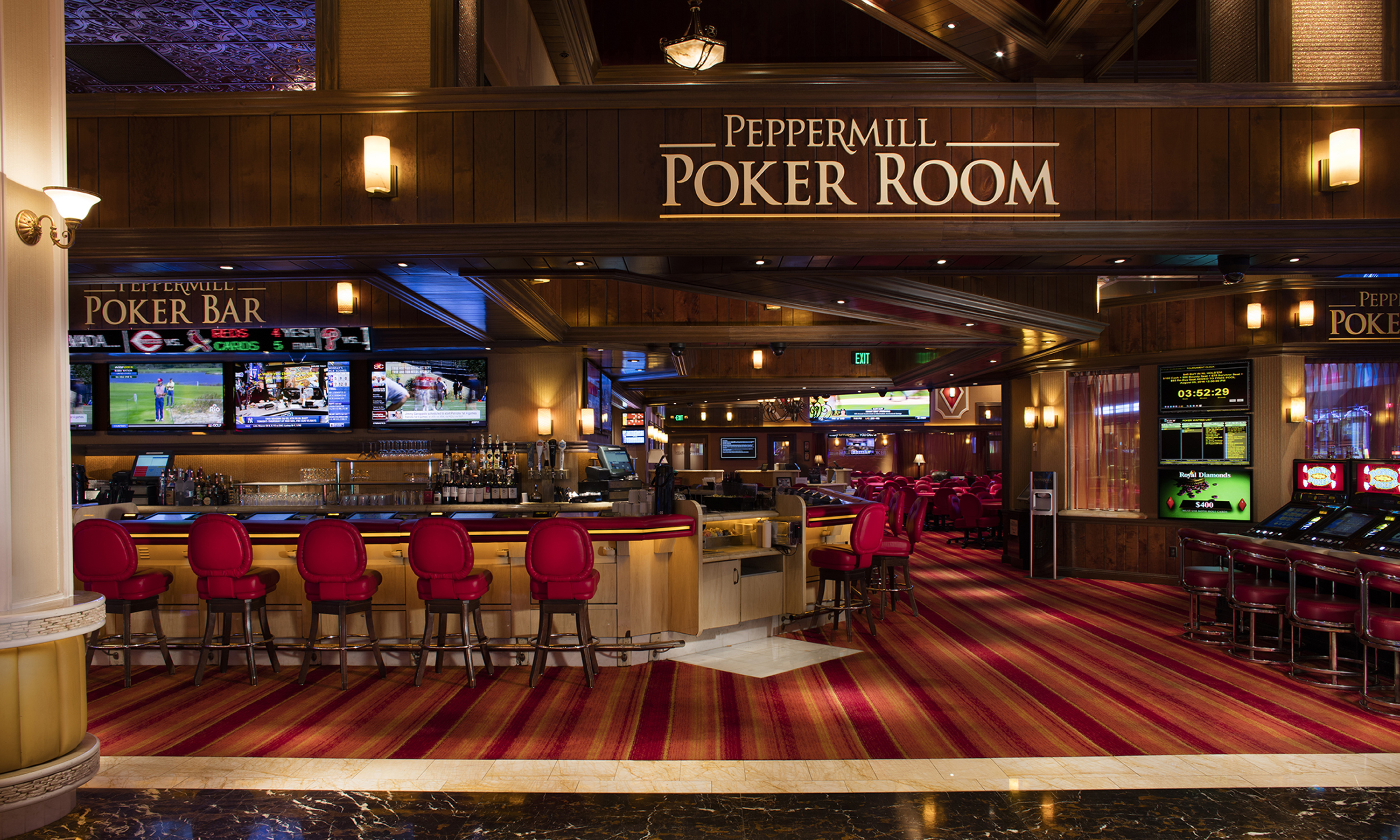Deerfoot Casino Poker Room