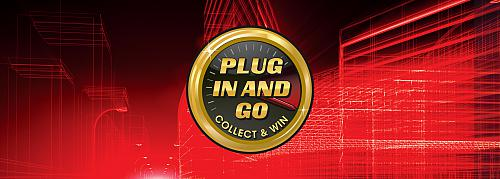 Plug In And Go Collect & Win