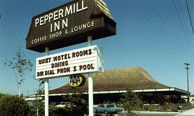Peppermill History