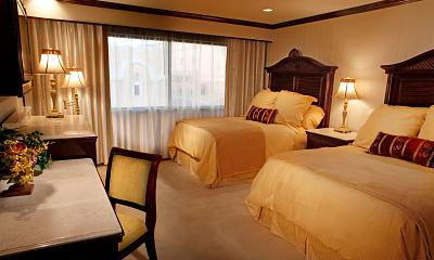 Standard Two Double Beds