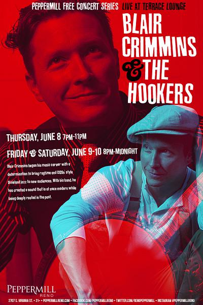 Blair Crimmins & The Hookers