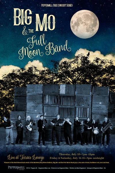 Big Mo & The Full Moon Band