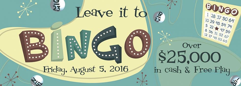 Peppermill Event: Leave it to Bingo