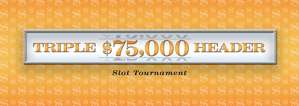 Peppermill Event: $75,000 Triple Header Slot Tournament Series 4 Round 2