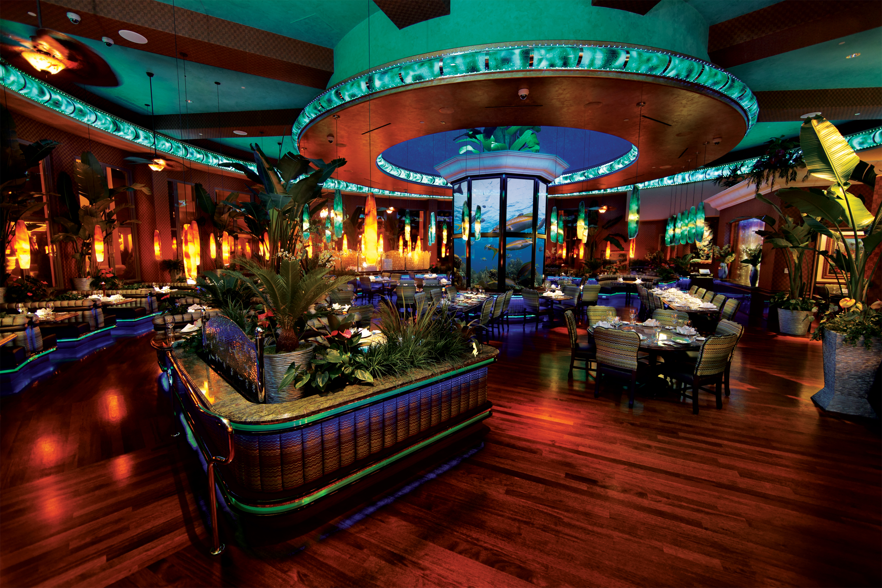 Peppermill Reno Bimini Steakhouse restaurant