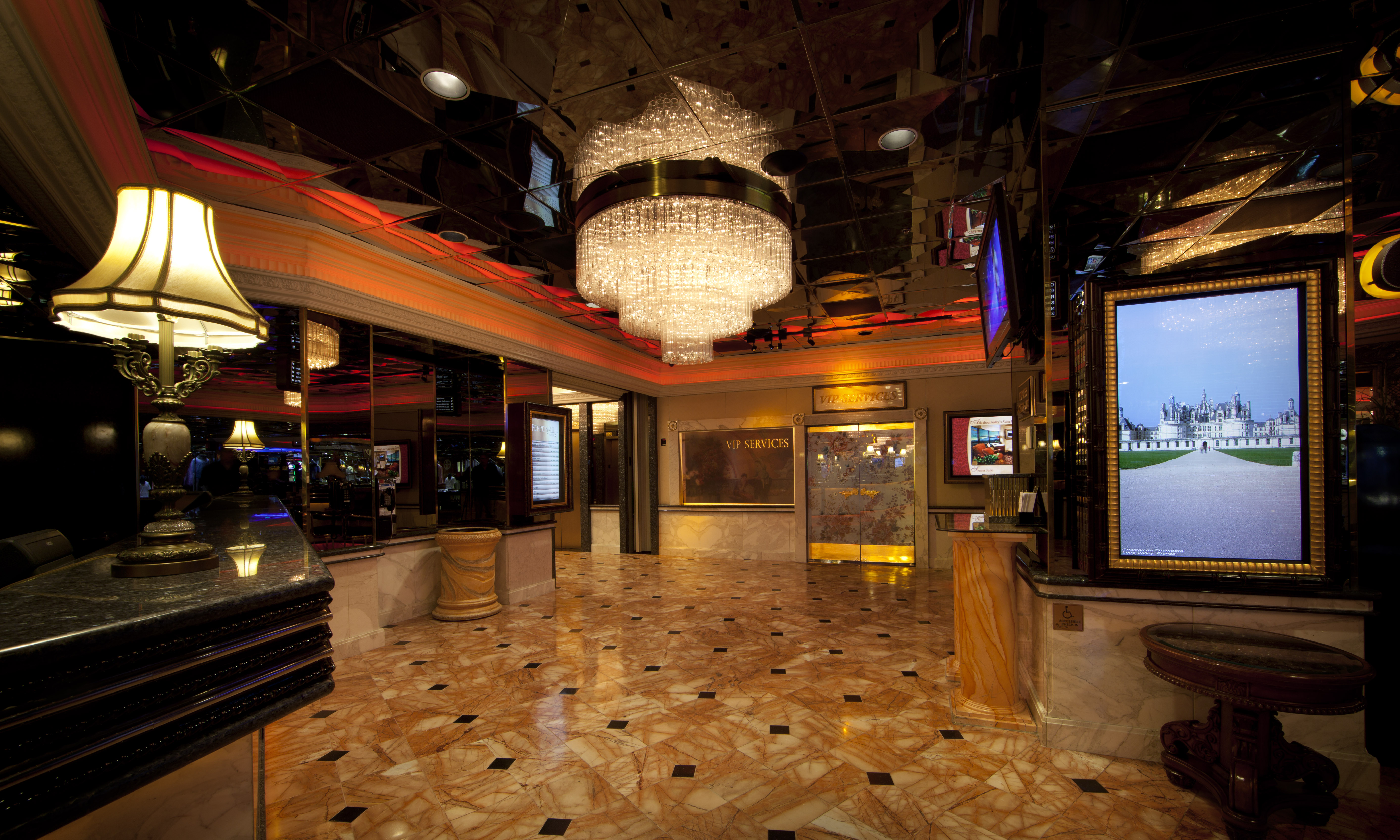Online casino vip host