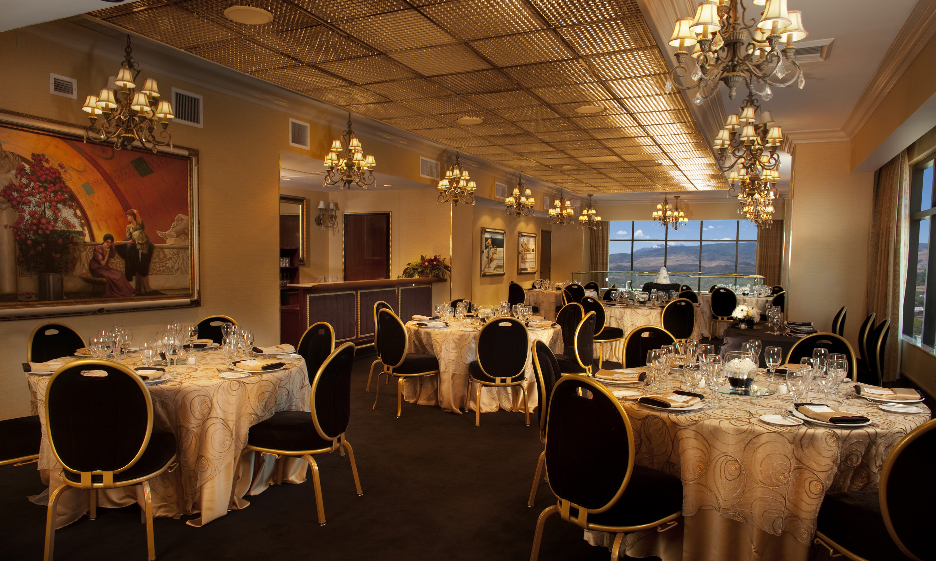 17th Floor Suites Wedding Venues At Peppermill Resort