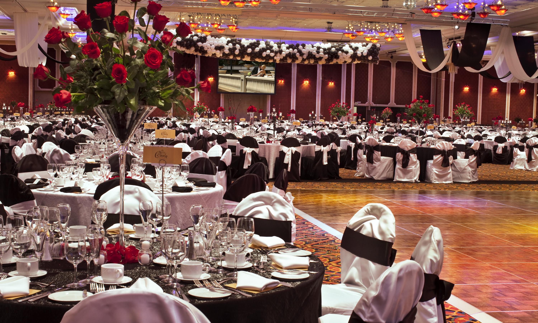 Meetings And Weddings At Peppermill Resort Spa Casino Reno Nevada